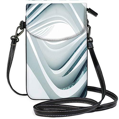 Multicolor Shoulder Messenger Bag Phone Purse Galaxy Soho Beijing Lightweight, Water Resistant Travel Purse for ()