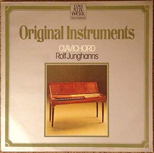Original Instruments: Clavichord (Instrument Clavichord)