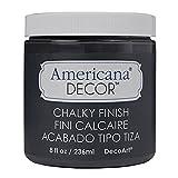 DecoArt Americana Chalky Finish Paint, 8-Ounce, Relic