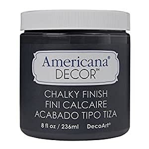 Deco Art Americana Chalky Finish Paint, 8-Ounce, Relic