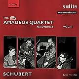 The RIAS Amadeus Quartet Recordings Vol.II: Schubert
