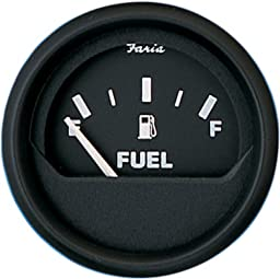 Faria 12801 Euro Fuel Level Gauge