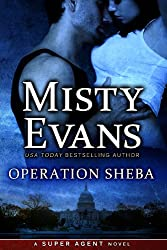Operation Sheba (Super Agent series Book 1) (English Edition)