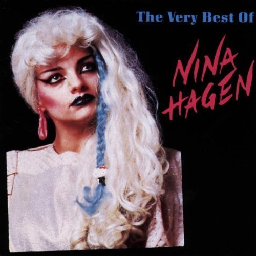 Schillernde Hits (CD Album Nina Hagen, 16 Tracks)