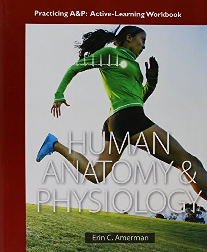 Practicing A&P Workbook for Human Anatomy & Physiology by Erin C. Amerman (2015-06-19)