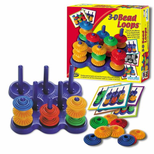 Kodkod ''3-D Bead Loops'' Fun Family