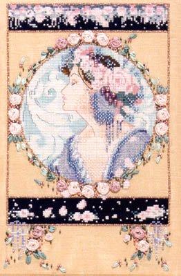 English Roses - Cross Stitch Pattern ()