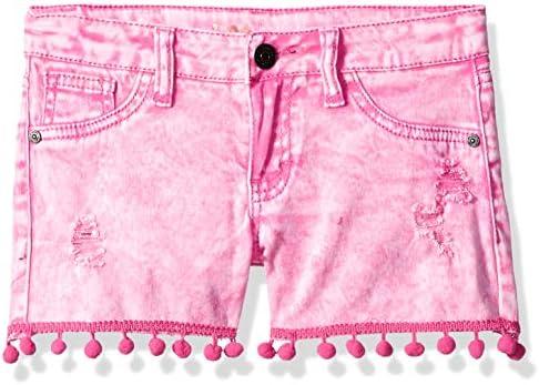 LEE Girls Scalloped Short