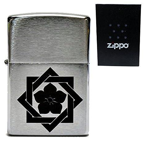 Vivienne calle Zippo 200 - Ryoma Sakamoto familia escudo del ...