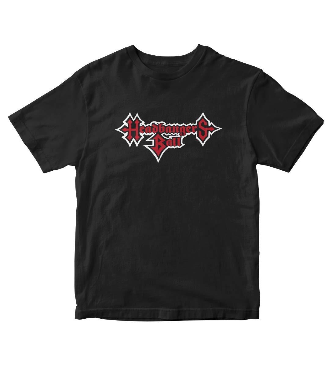 Headbangers Ball Tv Rock Show Black Shirt S M103