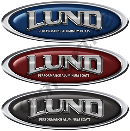 lund boats decal - 2