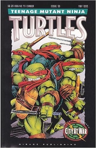 Teenage Mutant Ninja Turtles #59 - City At War Pt 10 of 13 ...