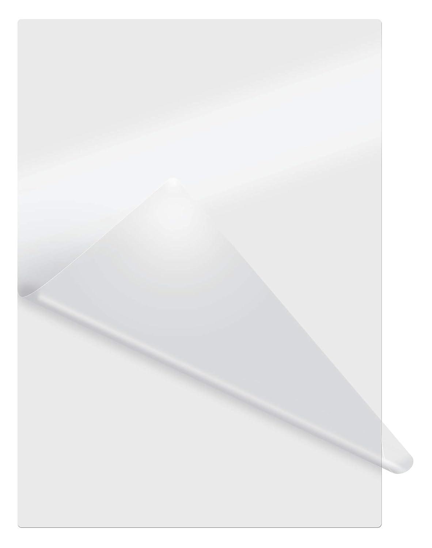 GBC Kleinformat-Laminiertaschen 2 x 125 Micron gl/änzend 90 x 130 mm 100 St/ück f/ür Ausweise//Namensschilder