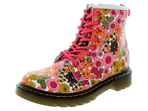 Dr. Martens Delaney Boot,Pink,3 UK
