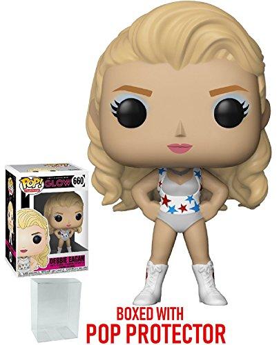 Funko Pop! Netflix: GLOW - Debbie Eagan as Liberty Belle Vinyl Figure (Bundled with Pop Box Protector Case) by Funko