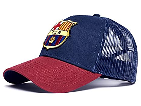 08b484923f8 Amazon.com   Atributika   Club FC Barcelona Classic Trucker hat ...