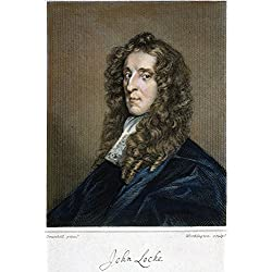 John Locke (1632-1704) Nenglish Philosopher Engraving 1829 After A Painting C1675 By John Greenhill Poster Print by (24 x 36)