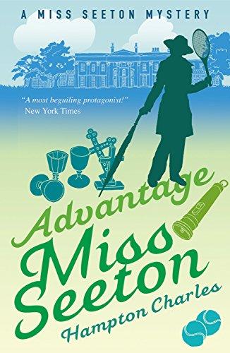 Advantage Miss Seeton (A Miss Seeton Mystery Book 7)