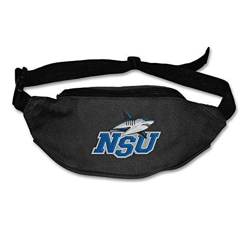 Nova Southeastern University Outdoor Sports Running Fanny Bag Waist Pack For Men And Women