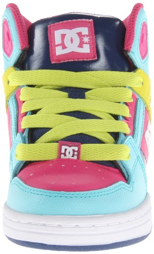 DC ShoesD0302676A - zapatillas de skateboard Infantil Estate Blue/Citrus