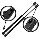 yf 2 pc Strong Arm Back Glass Lift Supports for Mazda Tribute 2001-2006