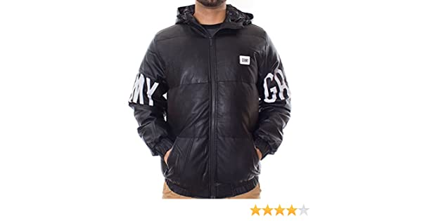 Grimey Chaqueta T.R.I.B.E Puffy Jacket FW15 Black-L: Amazon.es: Ropa y accesorios