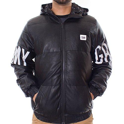 Grimey Chaqueta TRIBE Puffy Jacket FW15 Black