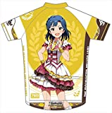 The idolmaster million live! Nanao Yuriko cycle Jersey [short-sleeved, size L