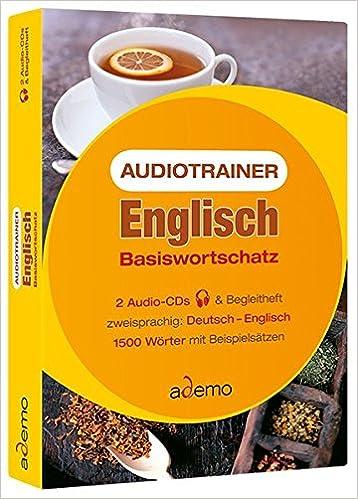 Audiotrainer Englisch Basiswortschatz 2 Cds 1500 Wörter Mit