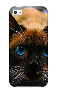 morgan oathout's Shop Quality Case Cover With Mesmerizing Eyes Nice Appearance Compatible With Iphone 5c 1382698K41875903