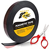 Best Magnetic Tapes - Flexible Magnetic Tape - 1/2 Inch x 10 Review
