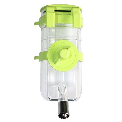 sengupets mascota colgar hervidor de agua dispensador de agua potable automática Alimentación Dispositivo 350 ml