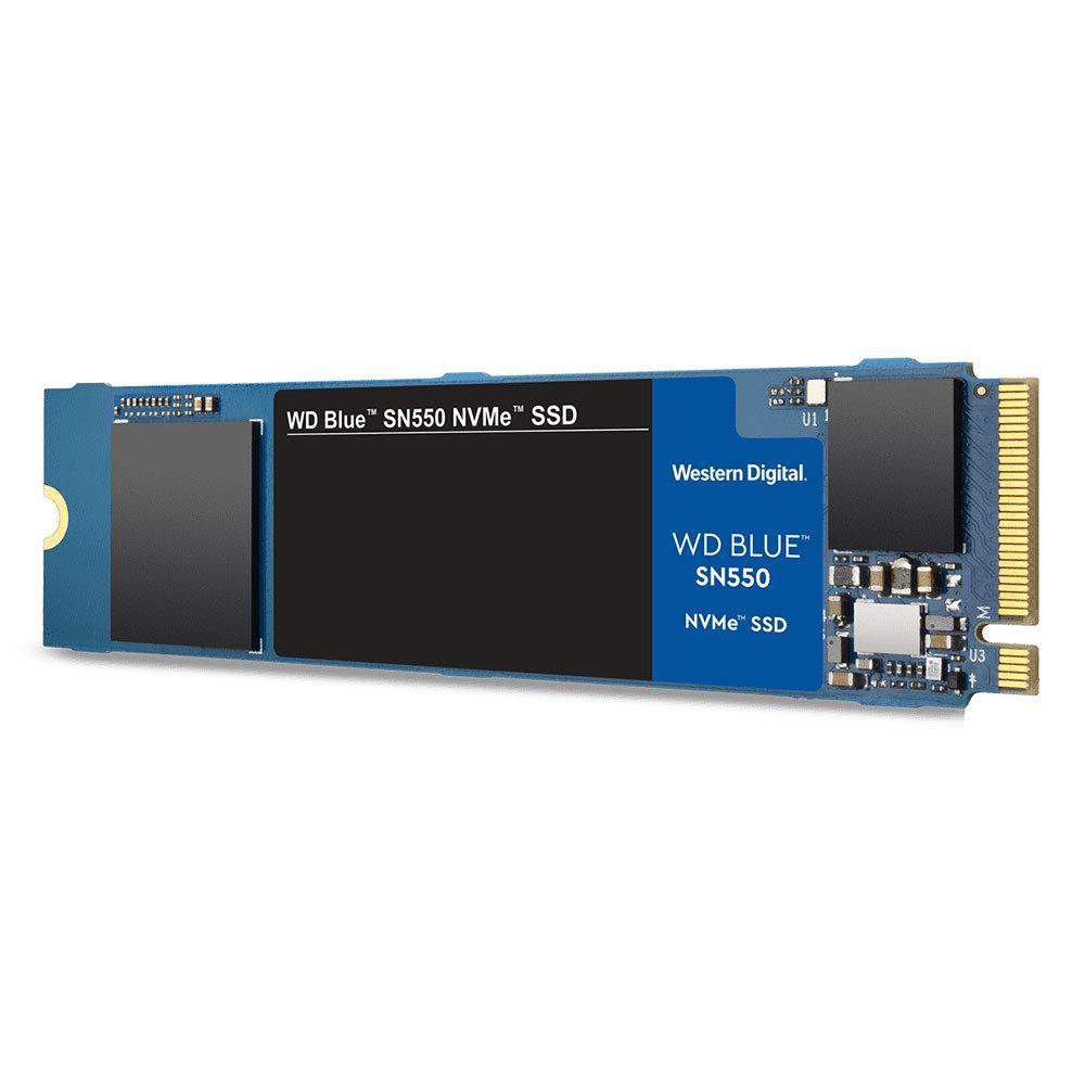 Western Digital Blue SSD 500GB SN550 WDBA3V5000ANC-WRSN: Amazon.es ...