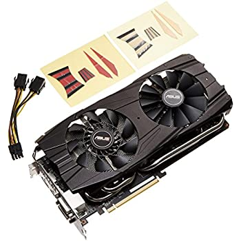 ASUS Graphics Cards R9290X-DC2OC-4GD5