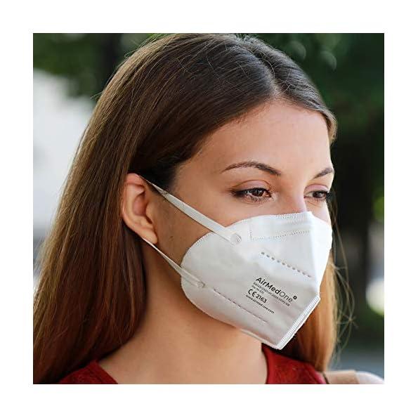 NEU-FFP2-Atemschutzmaske-mit-offiziellem-Zertifikat-CE2163-Mundschutz-Maske-5-lagig-10-Stck-3D-Gesichtsmaske-faltbar