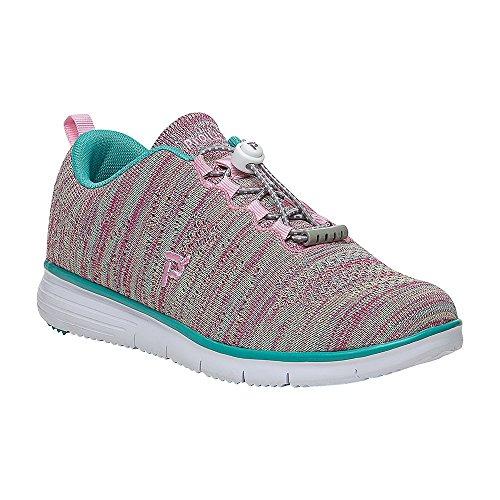 lFit Walking Shoe, Turquoise Rain, 10 W US ()