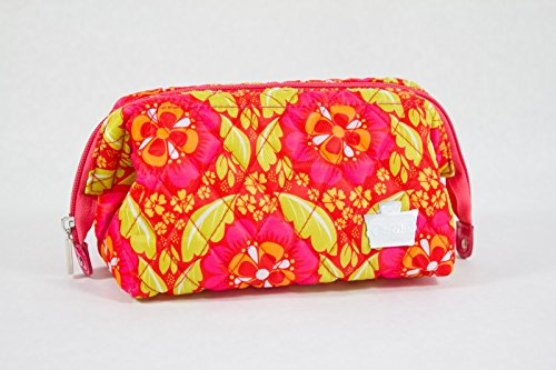 Caboodles Devotion Opening Bag, Large/Wide, 0.31 Pound (Quilted Bag Cosmetic)