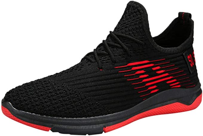 refulgence Mens Sneakers Running Shoes Lightweight Casual Student Running Hiking Shoes