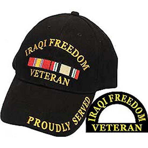Iraqi Freedom Veteran Ballcap Hat ()