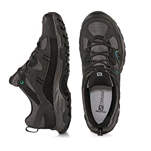 Shoe Salomon Grey Women's Fortaleza GTX rIxUCrS