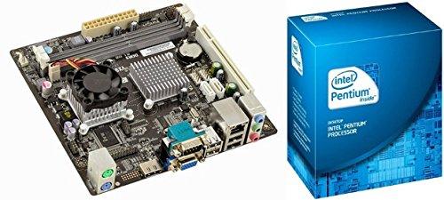 Amazon In Buy Ecs And Intel H61 Motherboard Plus Intel Dual Core