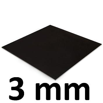 68c8f5045e ACRYLIQUE feuille Noir (toutes les tailles disponibles - coupe-à-taille) (
