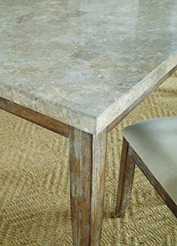 Steve Silver Company Franco Marble Top Table Review