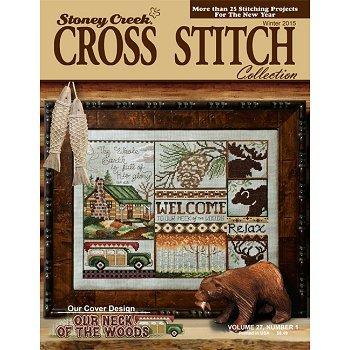 Stoney Creek Collection Magazine - Winter 2015 Stoney Creek Magazine and Free Embellishment