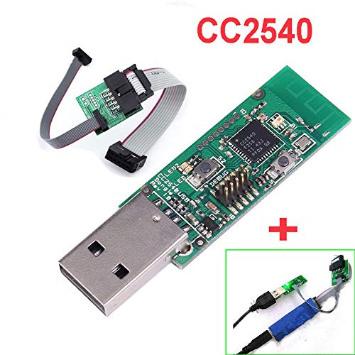 New CC2540 USB Dongle Bluetooth BLE 4.0 Adapter Protocol Analyzer