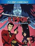 Lupin the 3rd: Island of Assassins Blu Ray DVD Combo