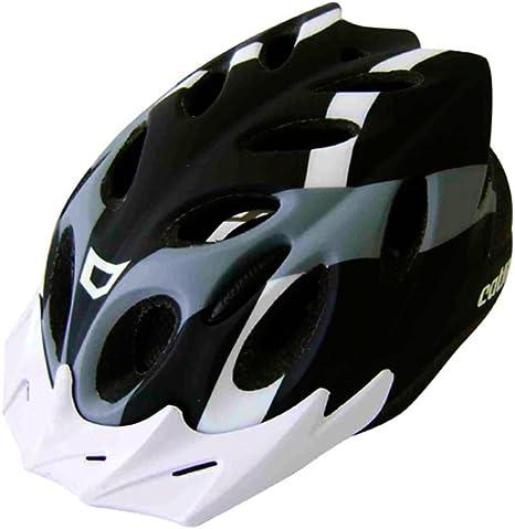 Catlike Diablo - Casco de Ciclismo, Color Negro/Gris/Blanco, Talla ...