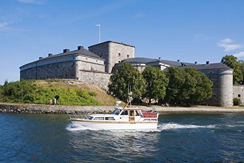 Suecia Estocolmo Estocolmo archipiélago waxholm isla fortaleza: Amazon.es: Juguetes y juegos