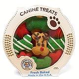 Claudia's Canine Bakery –  Reindeer Wonderland Dog Treats – 10 Ounce