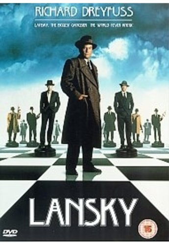Lansky [Francia] [DVD]: Amazon.es: Richard Dreyfuss, Eric ...